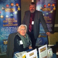 Oakville expo Nov 21 2015 with Richard Leach