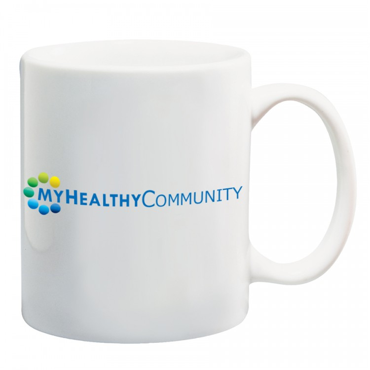 mHC Mug (with logo)