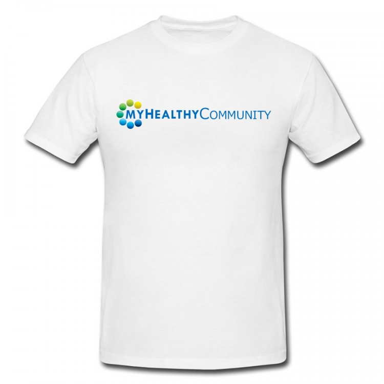 mHC t-shirt (with logo)